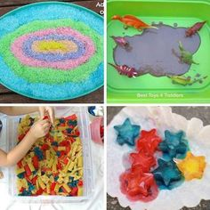 sensory bins for babies and toddlers 7