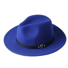 www.mensswaggerapparel.com Quick shipping low prices men s Hat s Wool Black  Fedora Hat Woolen 5fa7ab99dcb0