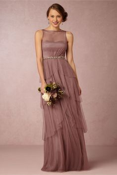 Hyacinth Dress in Bridesmaids Bridesmaid Dresses at BHLDN