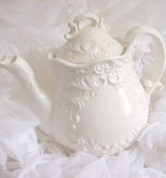 White China To Mix And Match With My Vintage Pieces
