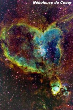Nébuleuse du Coeur
