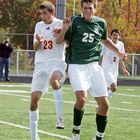 anthony zak brecksville ohio  STEVE KURUCZ/SPECIAL TO SUN NEWSBrecksville's Kam Patterson, left, and Medina's Sam Chester run into one another. BRECKSVILLE With the end of the regular season in sight the Brecksville boys soccer team is getting into a groove just at the right...