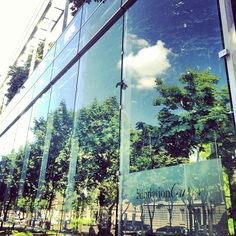 Fondation Cartier pour l'Art Contemporain in Paris, Île-de-France