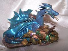 Nugariad - the guardian dragon