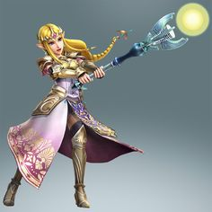 Zelda gets the Dominion Rod as a new weapon in #HyruleWarriors Twilight Princess DLC pack - Available Nov. 27th on #WiiU