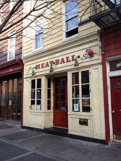 The Meatball Shop | Williamsburg, NY  170 Bedford Ave  Brooklyn, NY 11211