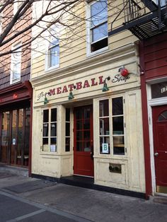 The Meatball Shop | Williamsburg, NY  170 Bedford Ave  Brooklyn, NY 11211