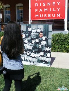 Walt Disney Family Museum - A Step Back in Time @WDFMuseum