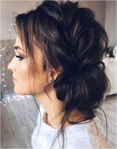 Beautiful updo with side braid wedding hairstyle for romantic bridess. Get inspired by this braid updo bridal hairstyle,loose updo messy wedding hairstyles Hairstyles loose Beautiful updo with side braid wedding hairstyle for romantic brides Wedding Hair And Makeup, Hair Makeup, Makeup Hairstyle, Hair Wedding, Wedding Car, Wedding Nails, Medium Wedding Hair, Bridal Makeup, Luxury Wedding