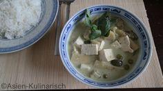 Grünes Thai Curry | asien-kulinarisch.de
