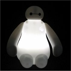 Big Hero 6 Baymax Night Light