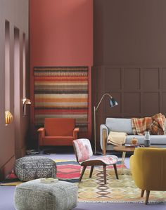 Plascon: Perk Up Your Home With Colour This Winter
