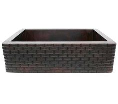 Starting at $1,275 - Building your house brick by brick? If you are looking for that perfect rustic touch, consider our hand-hammered Brick Copper Farmhouse Sink with brick apron front design. All of our copper farmhouse sinks are works of art, hand-hammered in 14 gauge, lead-free copper by 3rd generation coppersmiths. Fireclay Farmhouse Sink, Copper Farmhouse Sinks, Farmhouse Sink Kitchen, Copper Kitchen, Rustic Aprons, Pictures Of Bricks, Wood Sink, Double Kitchen Sink, Apron Front Sink