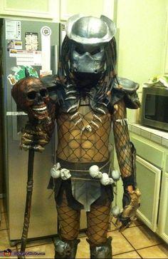 Predator - Halloween Costume Contest via @costumeworks