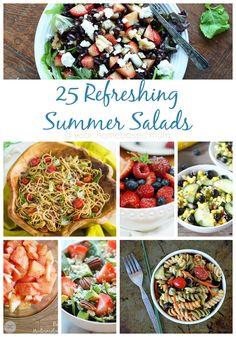 25 Refreshing Summer Salads