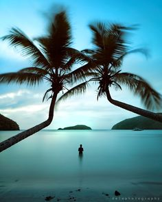 St John, US Virgin Islands >>> This is such a gorgeous photo and I'd love to be that person right now!