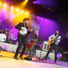 the brothers avett.