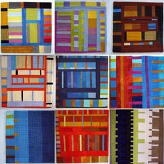 Grout quilting by Robin Ferrier