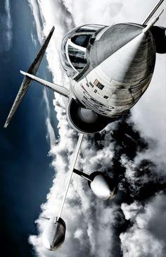 F-104 SATRFIGHTER