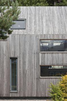SILA A/B® RW014 cladding - Contemporary farmhouse, Lochaber | Paper Igloo Architecture & Design