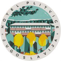 Hotel Plitvice, Yugoslavia