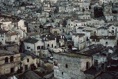 Die Höhlenstadt Matera | KRAUTKOPF
