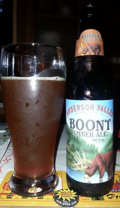 [US] Anderson Valley Boont Amber Ale