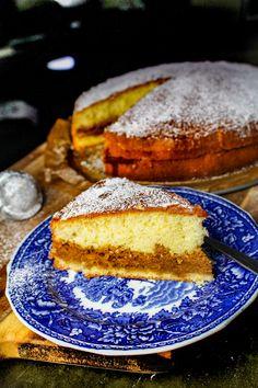 Recipe Boards, Fika, Sponge Cake, I Love Food, Cornbread, Kaffe, Food And Drink, Sweets, Cookies