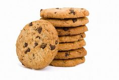 Cookie Law, chiarimenti finali - Pile of chocolate chip cookies isolated on white background Best Protein Powder, How To Make Cookies, Making Cookies, Yummy Cookies, Recipe Of The Day, Chocolate Chip Cookies, Cookie Recipes, Helpful Hints, Blog