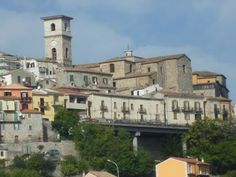 Trivento, Italy. The town where my father was born.