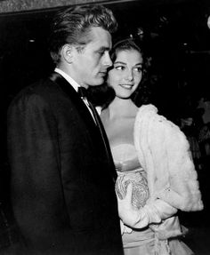 Special Moments...Pier Angeli and James Dean.