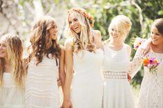 Tipps rund um die Kleider der Brautjungfern und viele Shopempfehlungen | Friedatheres Foto Priscilla Valentina