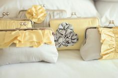 customized clutches for bridesmaids