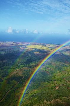 Double Rainbow Kauai