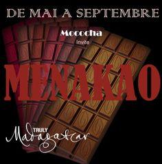 De Mai à Septembre Mococha invite Menakao !
