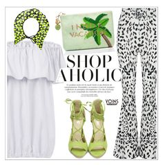 """""""Shopaholic"""" by teoecar ❤ liked on Polyvore featuring Kate Spade and Annelise Michelson"""