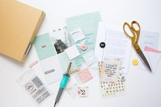 """Studio Calico """"Storyboard"""" Documenter Kit Workshop 