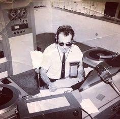 Robert Elias Ziady. My grandpa was a DJ in the late 50's early 60's.
