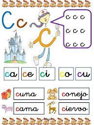 Resultado de imagen de abecedario letrilandia picasa