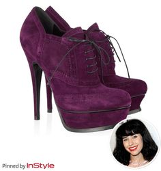 """Fall's Best Boots — Kimbra: """"I like wearing lace-up ankle kicks with a heel. It's a winter indulgence, and I like to wearing them with skirts that go to the ground."""""""