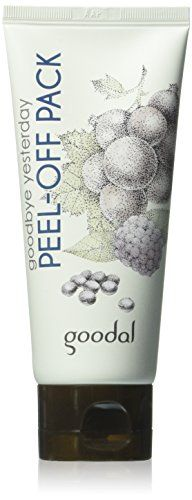 Goodal Goodbye Yesterday PeelOff Pack 27 Fluid Ounce * Continue to the product at the image link.