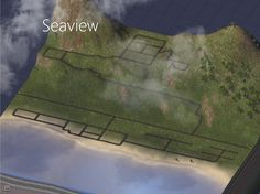 Mod The Sims - 'Seaview' Neighborhood Terrain