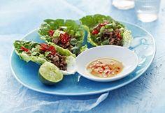 Thaimaalainen jauhelihasalaatti | Koti ja keittiö