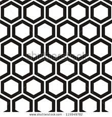 black and white outlined pattern - Google Search