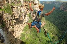 Cable Gorge Swing, Graskop