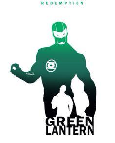 Green Lantern - Redemption by Steve Garcia