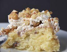 Baklava Poke Cake                                                                                                                                                                                 More