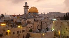 The old city of Jerusalem. A very long time since I went there but I loved the way it was just soaked in history.