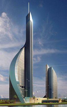 Dubai Towers Jedah
