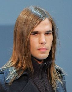 mens long layered hairstyle - Bundle of Ideas.